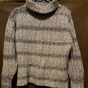 Alps turtleneck sweater